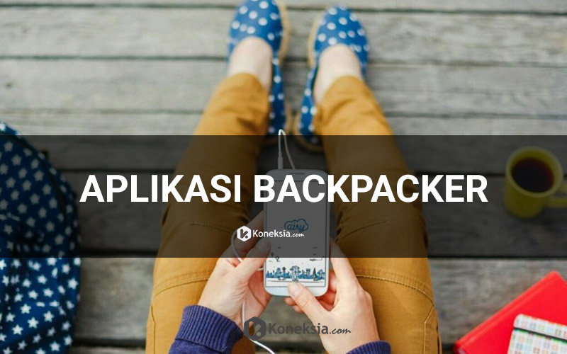 Aplikasi Backpacker